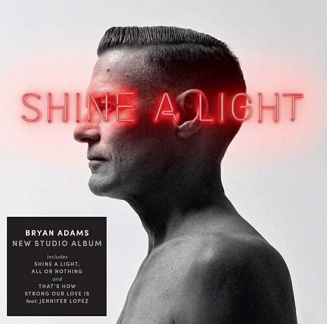 Bryan Adams - Shine A Light (Vinyl LP)