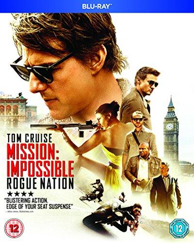 Mission Impossible: Rogue Nation [Blu-ray] mit deutschem Ton (Prime)
