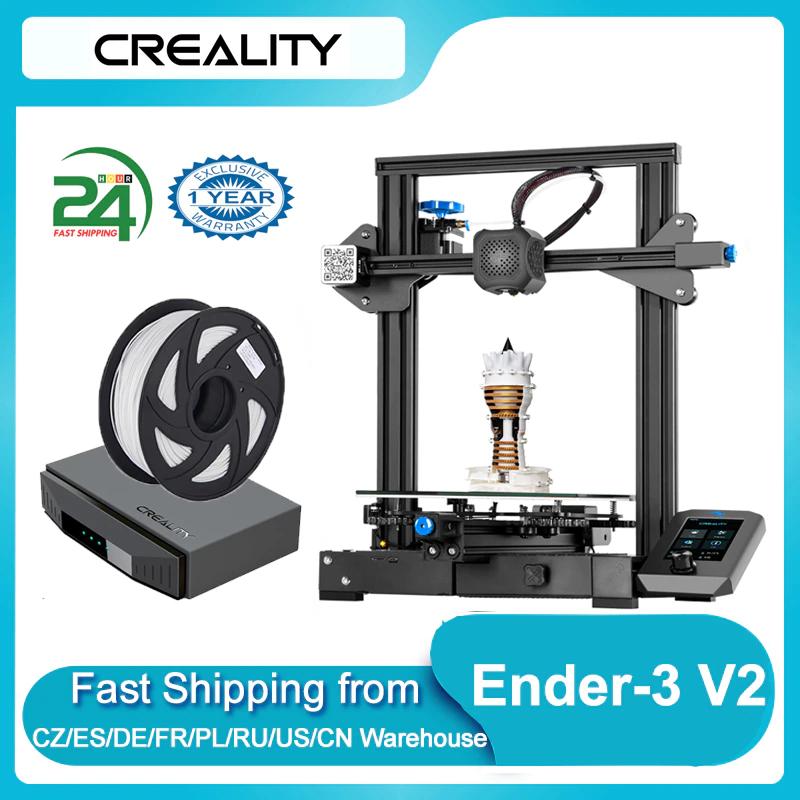 Creality 3D Drucker, Ender 3 v2 (siehe auch verlinkten Deal)