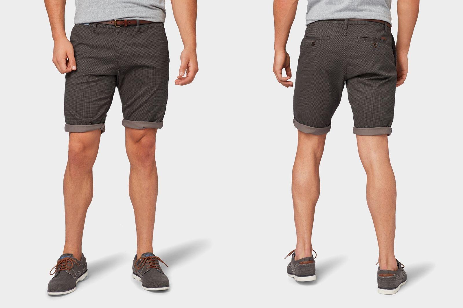 Tom Tailor - Herren Shorts (verschiedene Farben und Größen)