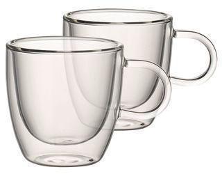 [prime] 2 Tee-/Kaffeegläser Villeroy & Boch Artesano 110ml