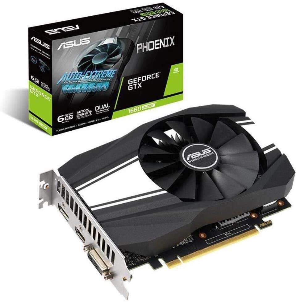 [2 Wochen Lieferzeit] Nvidia GeForce GTX1660 Super Phoenix 6 GB