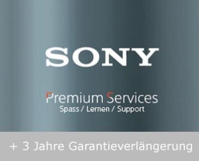 Sony Garantieverlängerung um 3 weitere Jahre für Foto und Viedeo Produkte Deal endet um 23uhr am 16.5.2021