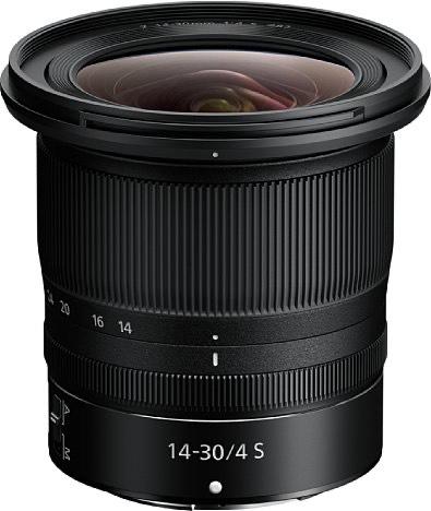 Nikon NIKKOR Z 14 - 30 mm 1:4 S