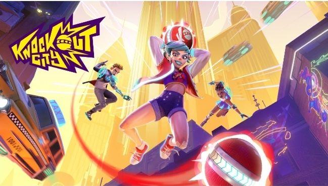 Knockout City - zum Release 10 Tage gratis spielen [PC, Playstation, Xbox und Nintendo Switch]