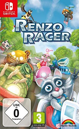 RENZO RACER - Kart Racing Simulation - Nintendo Switch [amazon]