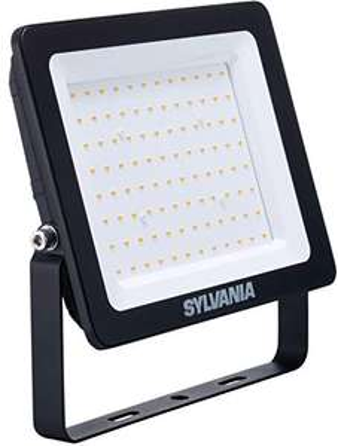 Sylvania LED-Außen-Strahler Start Eco Flood Flat (70 W, 4000 K, 6500 lm, IP 65) [Amazon-Prime]