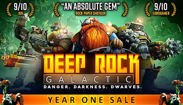 [Steam] Deep Rock Galactic