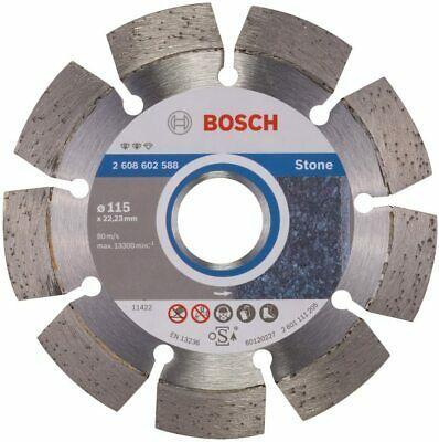 Bosch Diamant Trennscheibe Standard Stone 115 mm