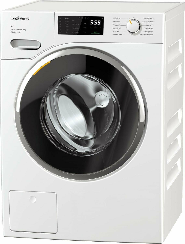 Miele Waschmaschine WWF 360 WPS 8kg 1600 U/min