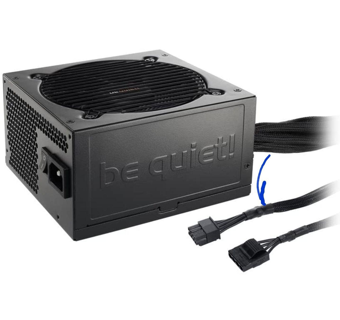 be quiet! Pure Power 11 ATX PC Netzteil 700W 80+Gold BN295