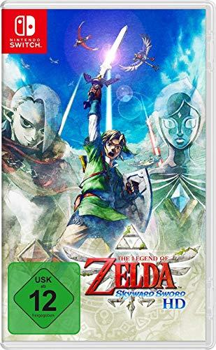 The Legend of Zelda Skyward Sword (Switch) USK Vorbestellung