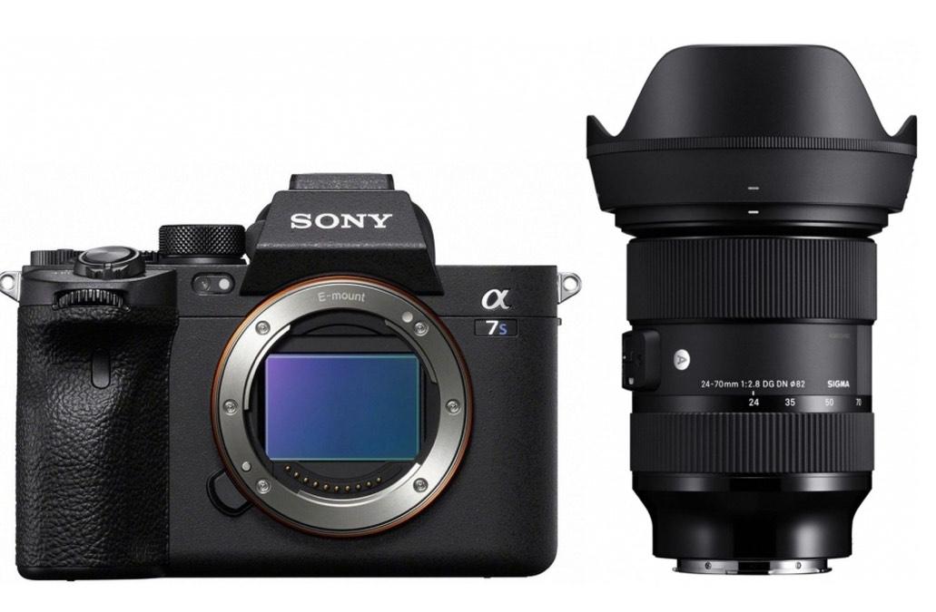 Sony Alpha 7S III (ILCE-7SM3) + Sigma 24-70mm f2,8 DG DN (A) Sony-E (Deal-Zone)