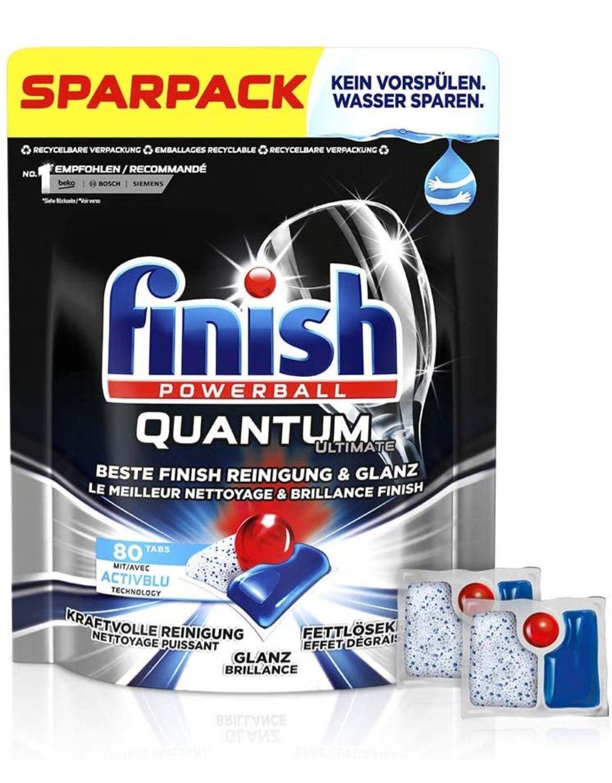 [Prime Sparabo] Finish Quantum 80er Pack / eventuell personalisiert