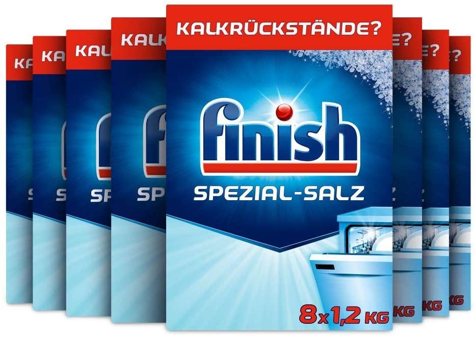 Finish Spezial-Salz 8x1,2kg