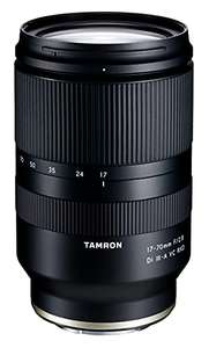 Tamron 17-70mm F2.8 Di III-A VC RXD Sony E [Amazon.IT]