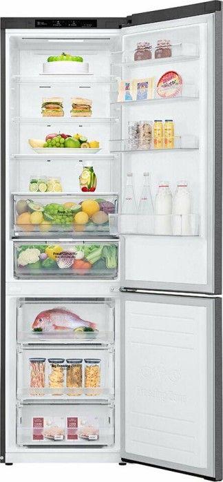 LG GBP62DSNFN 384l Kühlschrank (No Frost, Schnellgefrieren, A+++ alt/D neu, 2030mm hoch) - Versand zum Wunschort
