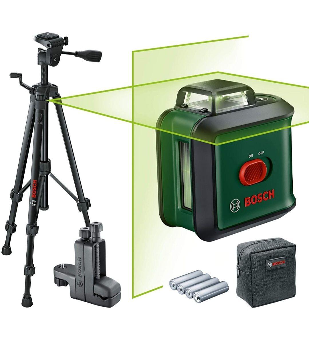 Bosch cross line laser UniversalLevel 360 Premium Set