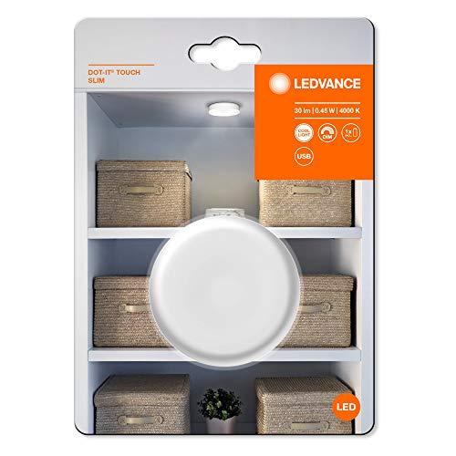 [Prime] Ledvance Dot-it Touch Slim Leuchte   Dimmbar, Akku, Magnethalterung