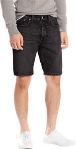 Levi's Herrenkleidung bei Limango: zB Jeansshorts 502 in W29 bis W38 in schwarz oder dunkelblau