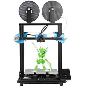 Sovol SV02 3D-Drucker mit Dual Extruder für Mehrfarbendruck, 28x24x30cm, TMC2208-Silent-Board
