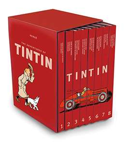 [Prime] (Engl. Bücher / Comics) The Complete Adventures of Tintin - Gebundene Ausgabe