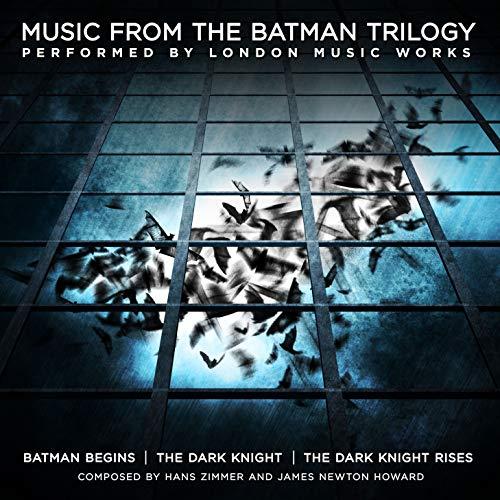 AMAZON PRIME: Music from the BATMAN Trilogy, 2x Vinyl (hell-gelb), limitiert (?)