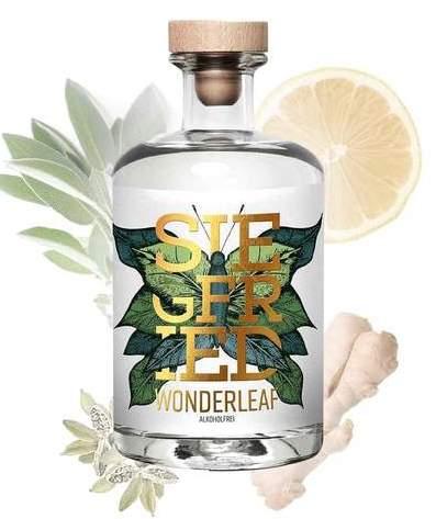 [Marktkauf Hamburg Bergedorf] Siegfried Wonderleaf alkoholfrei, Gin Alternative für 10€ im Angebot