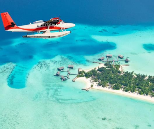 Flüge: Malediven (Juni-Juli/Sept) Hin- und Rückflug mit Lufthansa von Stuttgart und Nürnberg ab 481€