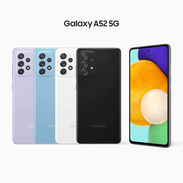 Samsung Galaxy A52 8/256GB 5G im O2 Blue-All In M 12GB LTE für 19,99€ monatlich und 19€ einmalig, günstiger als die 128GB Variante!