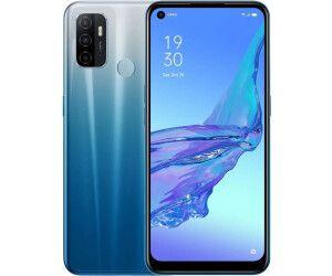 OPPO A53s Smartphone, 90 Hz 6,5 Zoll Display, 5000 mAh Akku + 18W Schnellladen, 13 MP Dreifachkamera, 128 GB Speicher