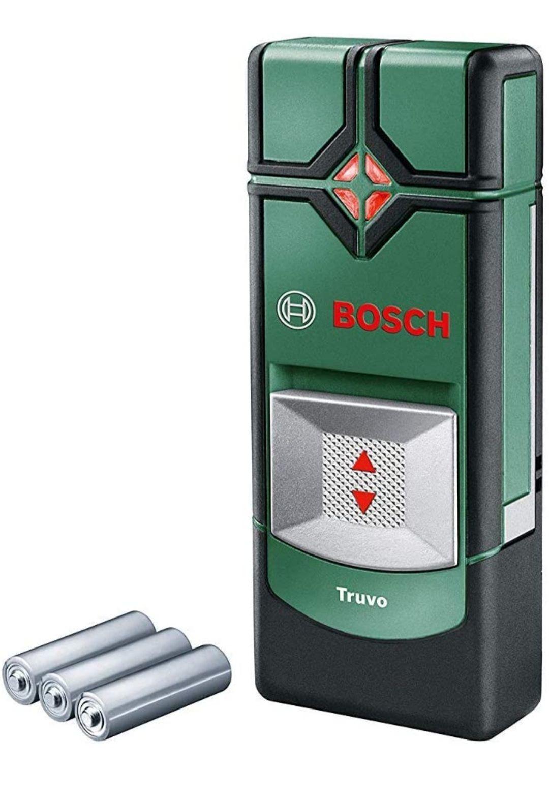 Bosch Ortungsgerät Truvo für Metall & stromführende Leitungen in 70/50 mm Erfassungstiefe
