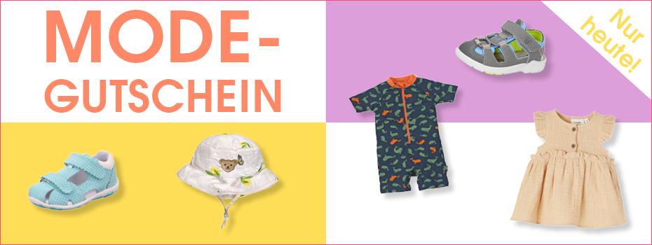 20% Rabatt auf Mode bei Babymarkt - zB superfit Boys Sandale Freddy für 35,99€ statt 41€