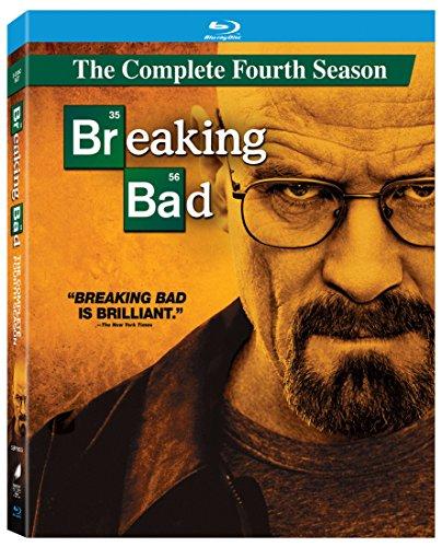 Breaking Bad - Season 4 [Blu-ray] mit deutschem Ton (Prime)