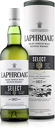 [prime] Blitzangebot Laphroaig Select Islay Single Malt Scotch Whisky, mit Geschenkverpackung