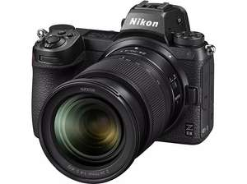 Nikon Z6 II mit dem 24-70 F4 Objektiv + 2,5% iGraal möglich