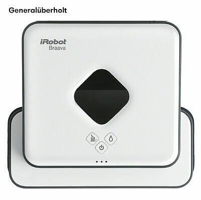 [Generalüberholt eBay] iRobot Bravaa 390t Wischroboter Putzroboter Nasswischroboter