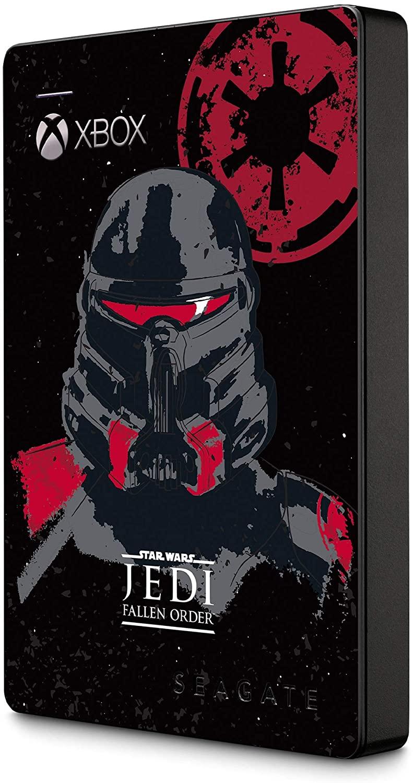 "Seagate Game Drive for Xbox 2TB - Special Edition Star Wars Jedi: Fallen Order (2.5"", Micro-USB 3.0, 169g, 2J Garantie)"