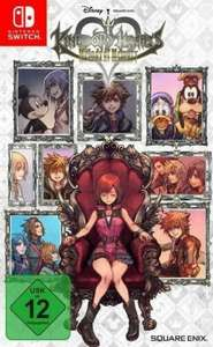Kingdom Hearts: Melody of Memory für Nintendo Switch