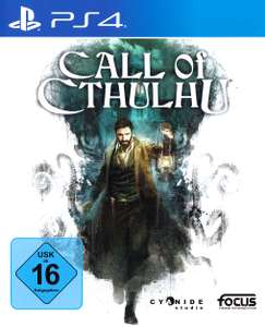 Call Of Cthulhu (PS4) für 7,99€ (Amazon Prime)