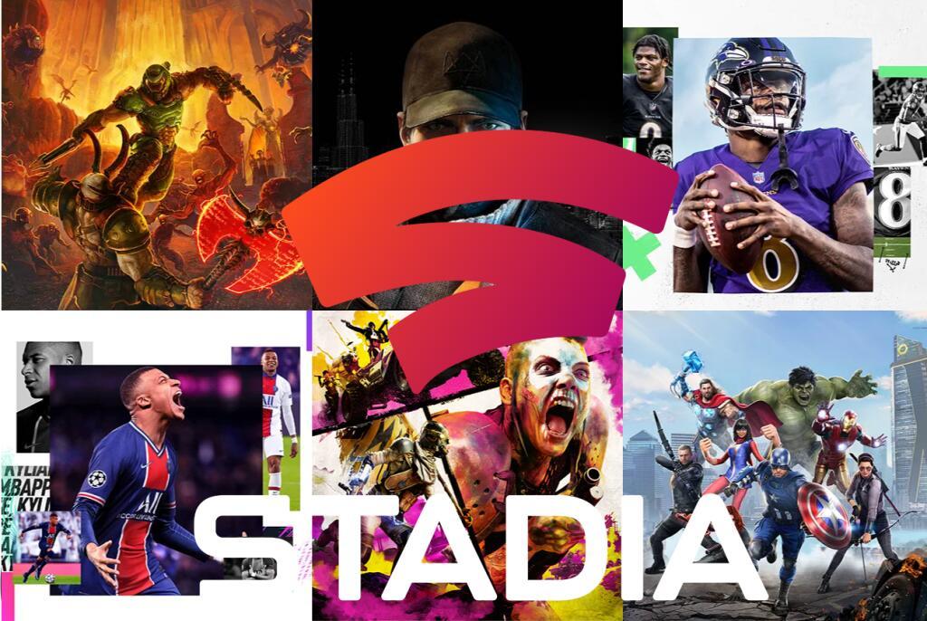 [Stadia, Stadia Pro] Wochenangebote u.a. OUTRIDERS, FIFA 21, DOOM Eternal, Tomb Raider: Definitive Edition, RAGE 2, Marvel's Avengers
