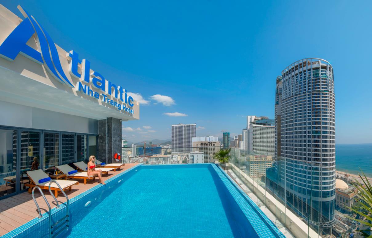 Vietnam: Doppelzimmer im 4* Hotel Atlantic Nha Trang (kostenlos stornierbar) für 6€ p.P. pro Nacht (Nov-April)