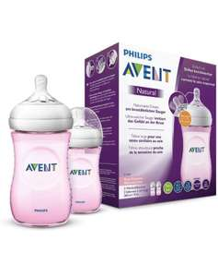[Amazon Prime] 2 Philips AVENT SCF034/27 Natural Flaschen