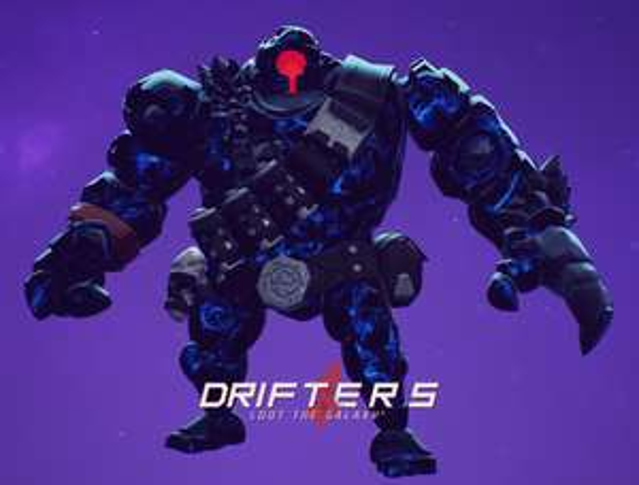 (PC) Drifters Loot the Galaxy - Halley Dark Matter Skin DLC Giveaway (Steam)
