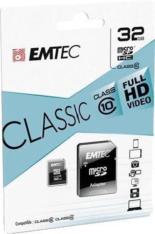 "[OTTO up] EMTEC Micro sd card 32 GB, Class 10 Speicherkarte "" preis nur mir otto lieferflat """