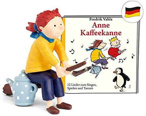 [Amazon.co.uk] Sammeldeal: Tonies z.B. Anne Kaffeekanne u.a. für 6.89 Euro +Versandkosten