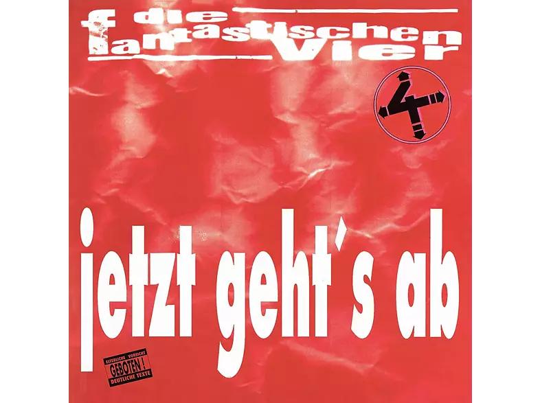 Die fantastischen Vier - Jetzt geht's ab - Vinyl (Abholerpreis)