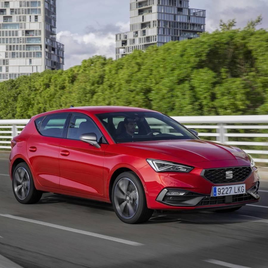 [Gewerbeleasing] Seat Leon FR 1.4 e-Hybrid (204 PS) mtl. 59€ + 750€ ÜF (eff. mtl. 90,25€), LF 0,20, GF 0,31, 24 Monate, BAFA