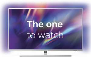 """Philips 65PUS8535/12 164 cm (65"""") (3-seitigem Ambilight, Android TV, Dolby Atmos) [Euronics]"""