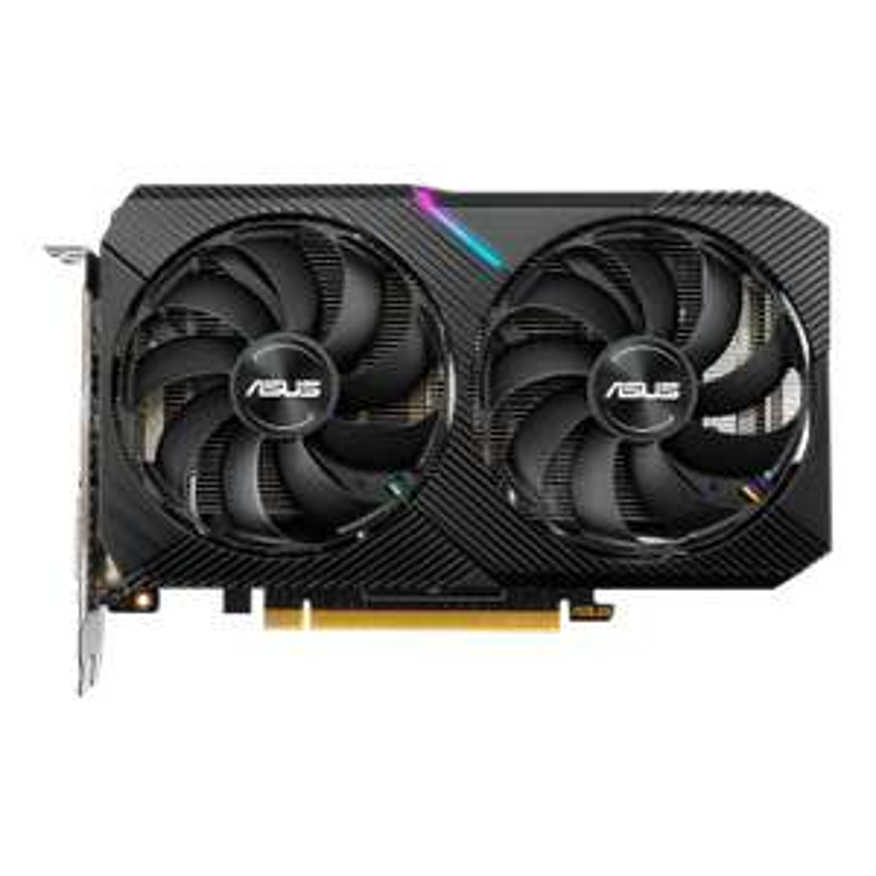 ASUS Grafikkarte GF GTX 1660 SUPER 6GB GDDR6 PCIe 3.0 x16